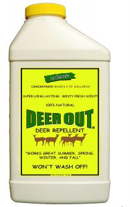 Deer Out Spray Review Its Hard to Beat Deer Out Repellent