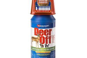 Havahart Deer Off Concentrate Review: Bye Bye Deer!