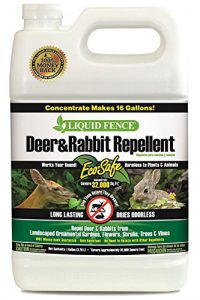 Liquid Fence Deer Repellent Concentrate Review 1 gallon