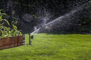 Orbit Motion Activated Sprinkler