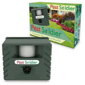 Pest Soldier Sentinel Review: The Best Ultrasonic Deer Repellent!