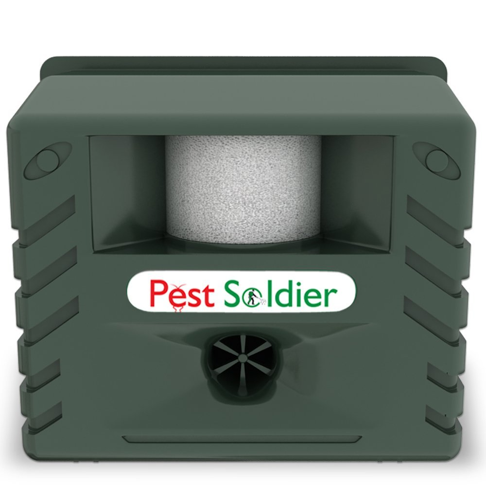 Pest Soldier Sentinel Review: The Best Ultrasonic Deer