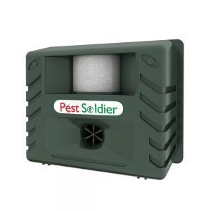 Pest Soldier Sentinel Review The Best Ultrasonic Deer Repellent - Right