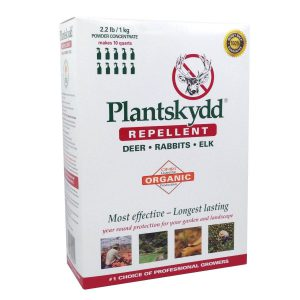 Plantskydd Deer Repellent Concentrate Review This Stuff Works
